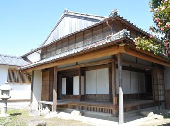 旧岡家住宅(西の岡邸)