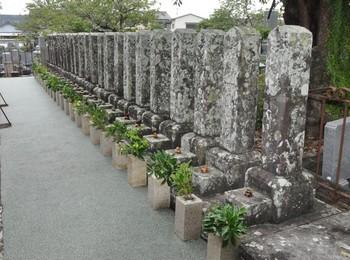 二十三士の墓
